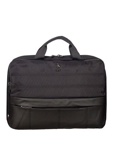 U.S.Polo Assn. Laptop /Evrak Çantası Siyah